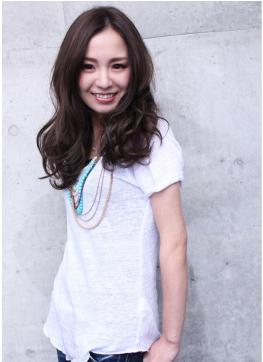 マーメイドアッシュ☆美髪セミロング