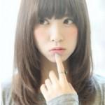 アレンジさまざま☆似合わせカットのナチュラルセミロング