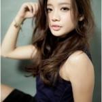 かきあげバング☆美髪セミロング