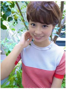 プリンセスキュート☆ショートスタイル