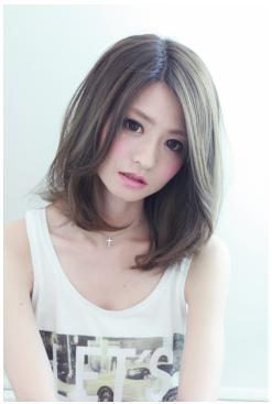グラデーションカラー☆美髪ボブ