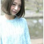 ふんわり愛されボブ☆外国人風ワンカール