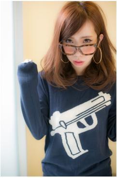 美髪ボブスタイル☆クールフェミニン