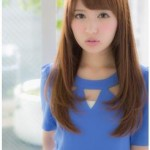 アレンジさまざま!美髪ストレートスタイル!