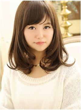 重めスタイル☆ナチュラル美髪