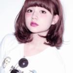 外国人風☆ ピンクベリー カラーボブ